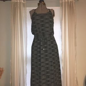 Athleta maxi dress size 6